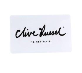 Plastkort Clive Russel - Värdekort