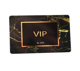 Plastkort DM - Guldkort