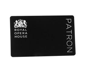 Plastkort Royal Opera - Restaurangkort