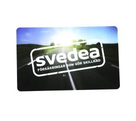 Plastkort Svedea - Försäkringskort