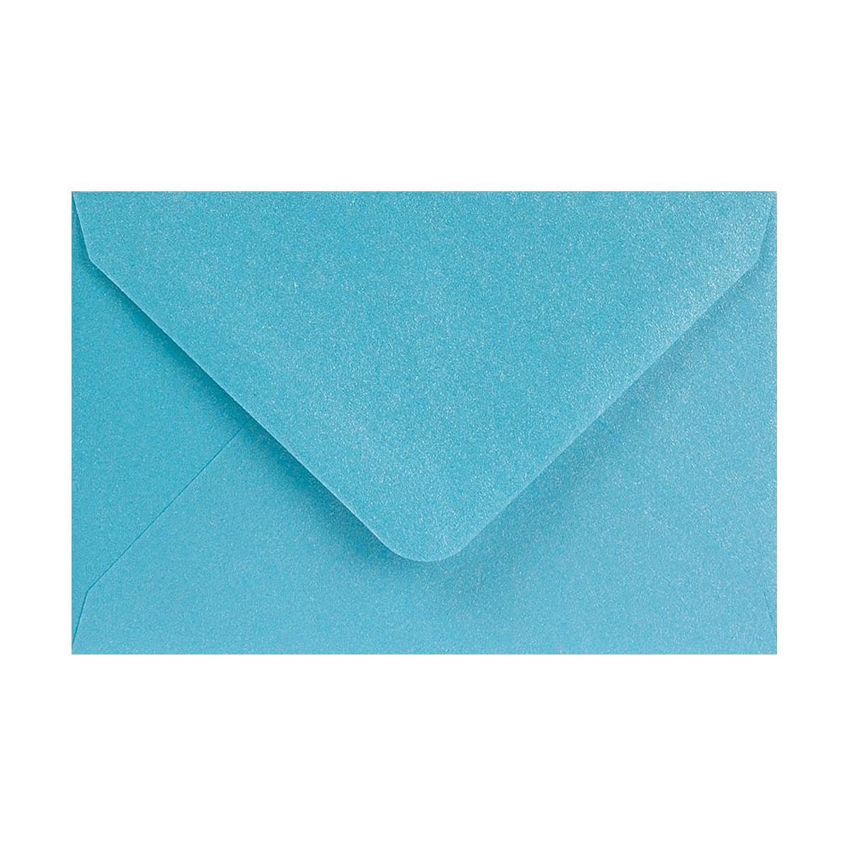 Kuvert Babyblå Pärlemor