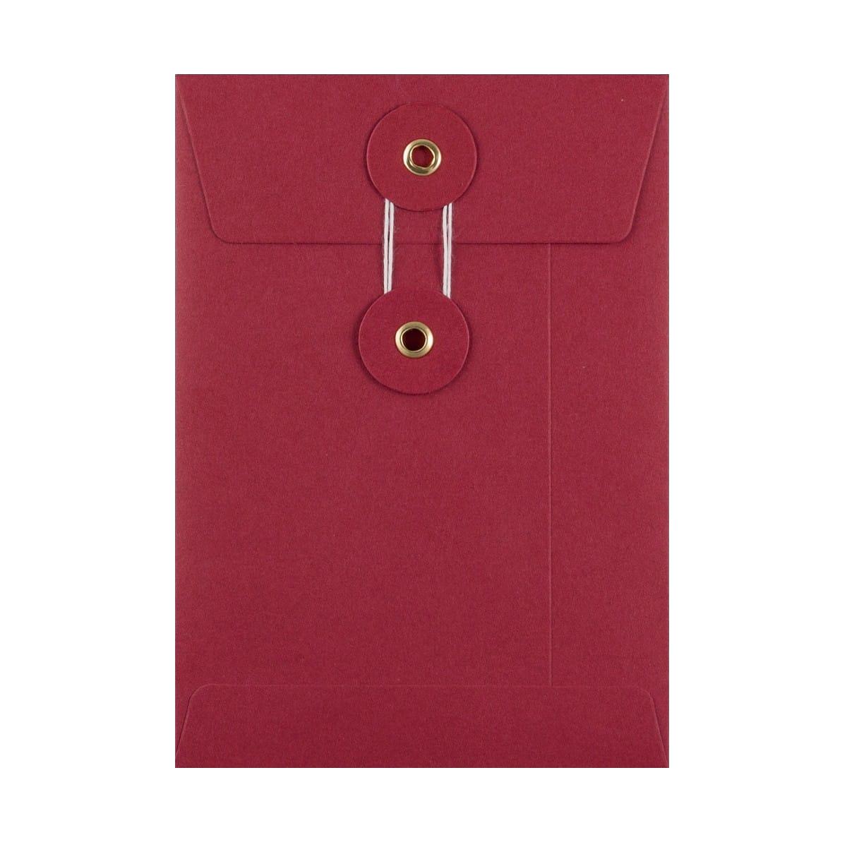 Kuvert Exklusive Röd