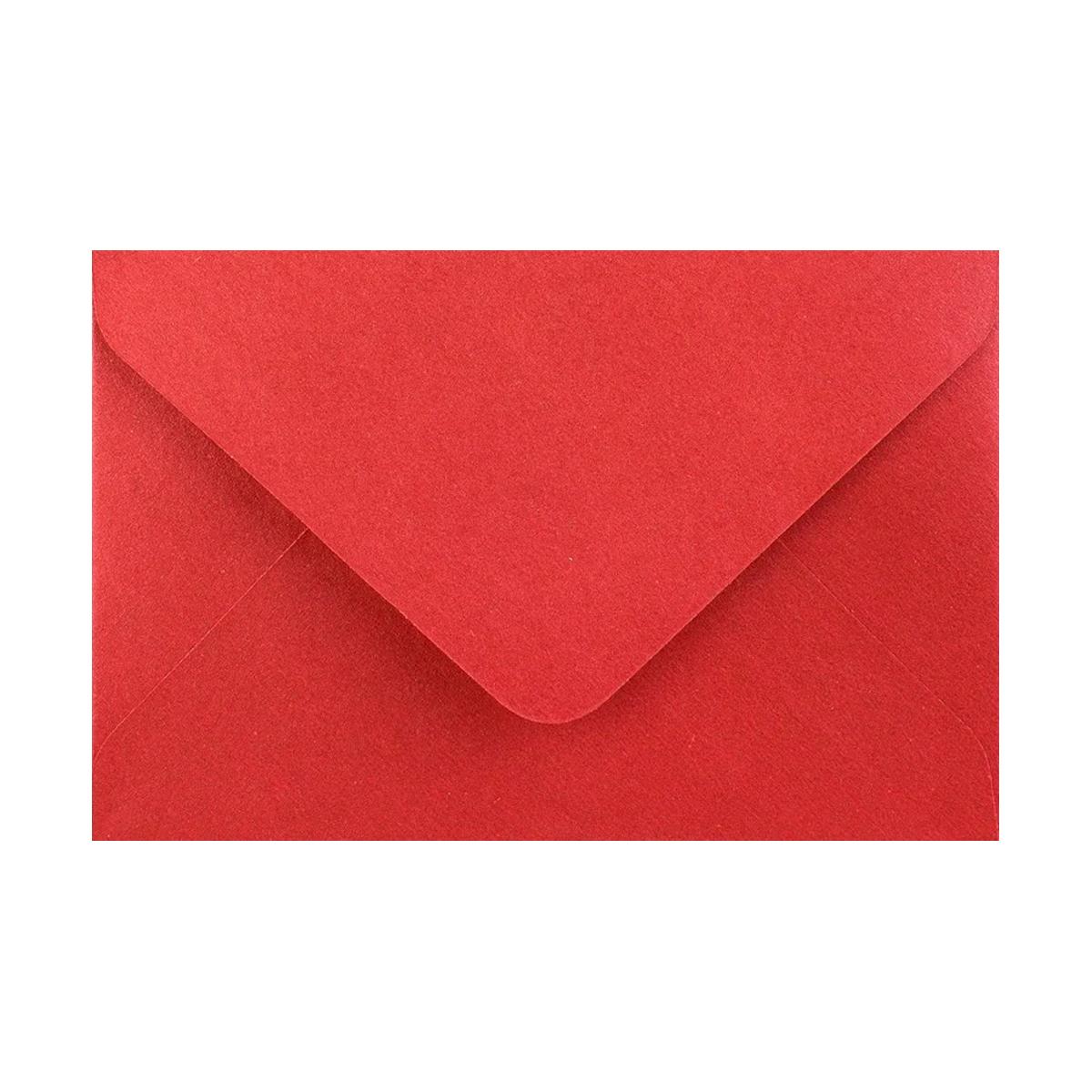 Kuvert Kardinalröd Pärlemor