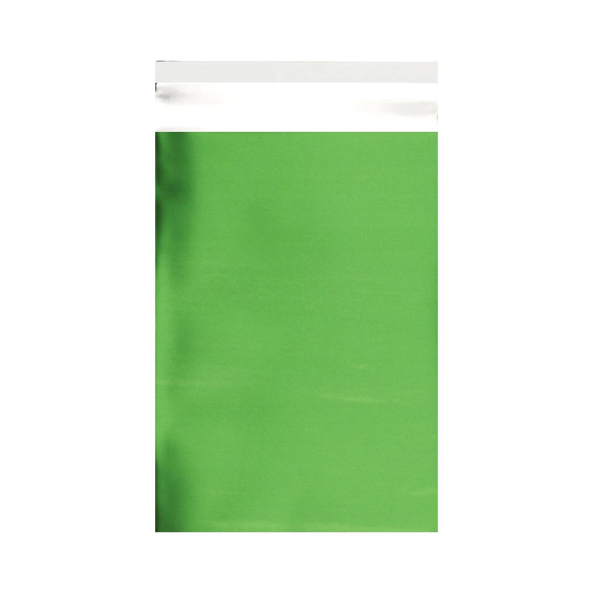Mattfolierad påse Grön