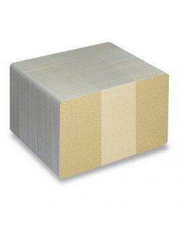 Guld plastkort