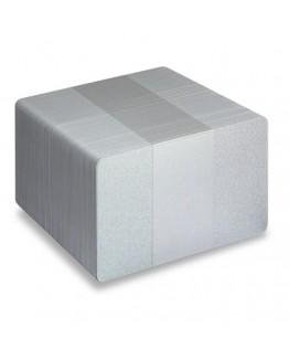 Silver plastkort