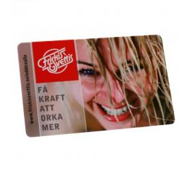 Plastkort Friskis & Svettis - Medlemskort