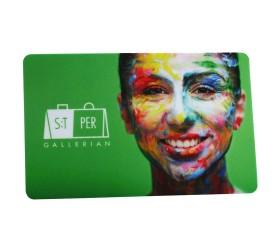 Plastkort Gallerian - Presentkort