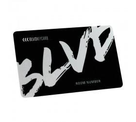 Plastkort BLVD - Nyckelkort