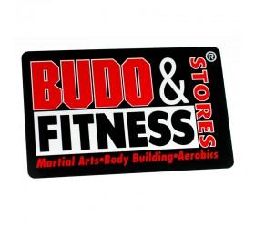 Plastkort Budo&Fitness - Blank yta