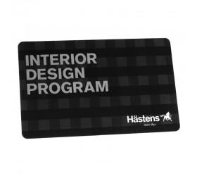 Plastkort Hästens - Kundkort