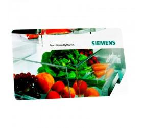 Plastkort Siemens - Fullfärgstryck