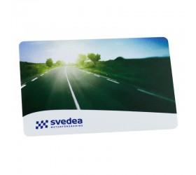 Plastkort Svedea - Fullfärgstryck