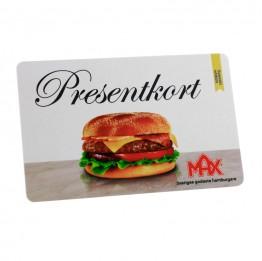 Plastkort med tryck