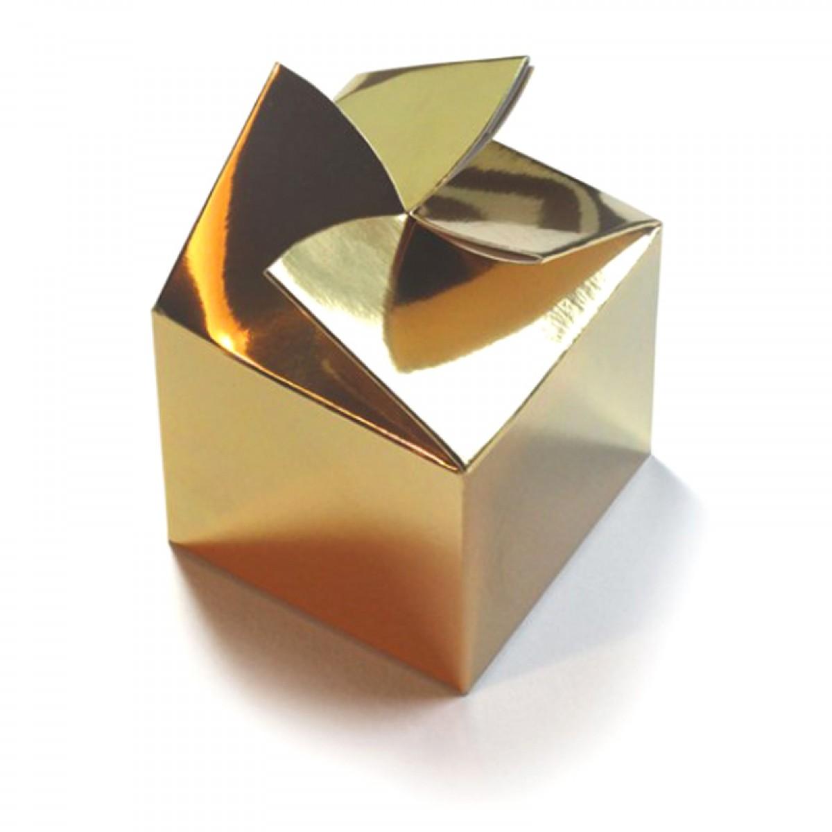 Twist Box Guld