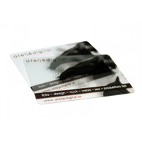 Transparenta kort